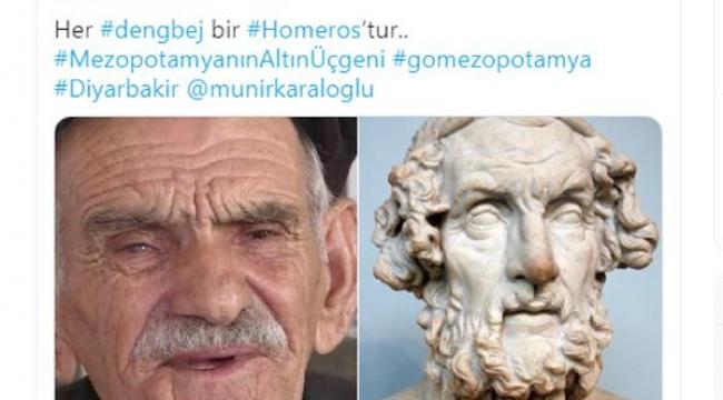 Patara Antik Kenti Kazı Başkanı Prof. Dr. Işık: Her dengbej bir Homeros'tur