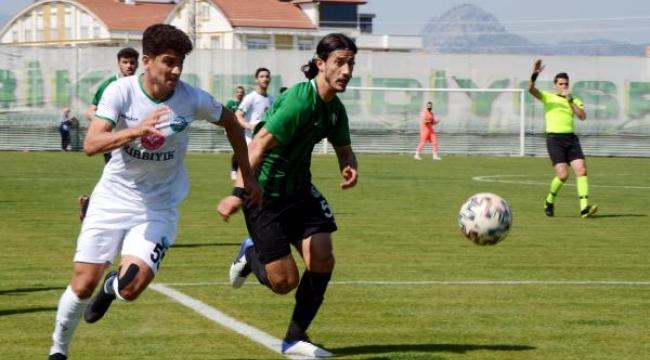 Serik Belediyespor - Sakaryaspor: 0-3