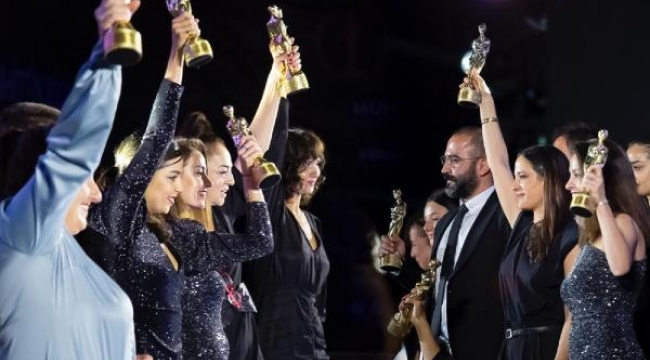 Altın Portakal'da en iyi filme 300 bin TL ödül
