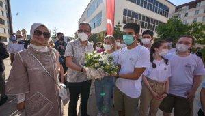 Bakan Kasapoğlu'ndan Manavgat'ta inceleme