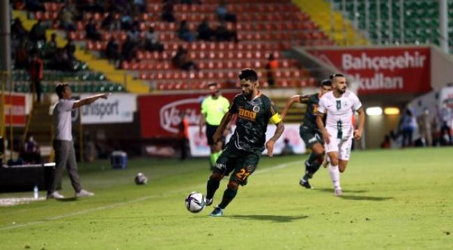 Aytemiz Alanyaspor – GZT Giresunspor: 1-0