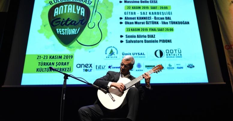 Gitar Festivali başladı