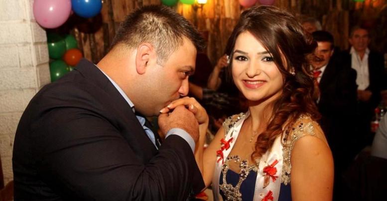 Meyhanede nişanlandılar